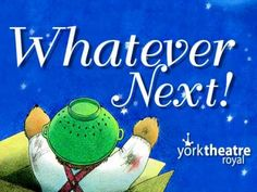Whatever Next - Teaching Ideas and Resources