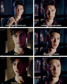 Because you LOVE EACH OTHER ➰ #themortalinstruments #tmifandom #claryfray #cassandraclare #jaceherondale #simonlewis #isabellelightwood #magnusbane #aleclightwood #theinfernaldevices #willherondale #jemcarstairs #tessagray #clace #sizzy #malec #wessa #jessa #herongraystairs #tmi #thedarkartifices #emmacarstairs #julianblackthorn #markblackthorn #ladymidnight #shadowhunters #shadowhunterstv ➰
