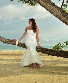 93fa744865dcb David s Bridal wedding gown Ivory size 10  fashion  clothing  shoes   accessories  weddingformaloccasion  weddingdresses (ebay link)