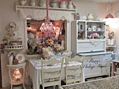 Penny's Vintage Home: Early Fall Decorating