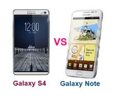 The Samsung Galaxy S4 vs Galaxy Note are two amazing smartphones of the company having rich specifications in every department. Find out more on their comparison.