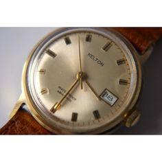 Kelton Armachoc - jaren 60-70 vintage horloge. €29,-