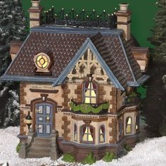 Dept 56 New England Village Captain Kenseys House 56651 >>> Want to know more, click on the image. (This is an affiliate link)
