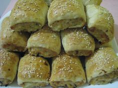 Forum Thermomix - The best Thermomix recipes and community - Chicken, Bacon & Cheddar Sausage Rolls