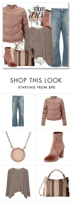 """""""Perfect Puffer Jackets"""" by andrejae ❤ liked on Polyvore featuring Acne Studios, Miss Selfridge, Michael Kors, Steve Madden, Jessica Simpson, polyvoreeditorial, polyvorecontest and puffers"""