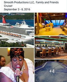 It's almost time to set sails!! It's what #carnival has been waiting on!! This will be a cruise they will never forget. Did I mention that the cruise is #soldout !! Wow!! See you soon on the sea!! Have you booked The Duchess and band?? Call Silver (601)218-8696 or email: theduchessjureesa.music@gmail.com #TeamDuchess #GlobalSoul #cruise #liveentertainment #SmoothProductions #dope #caribbean #mexico