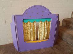 Wooden Puppet Theatre