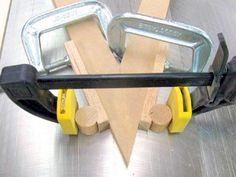 Homemade Universal Clamping Blocks / Blocs de serrage universels maison
