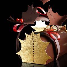 #Noel #2015, les plus belles buches signatures - #MaisonduChocolat #2015 #buche #christmas #cake
