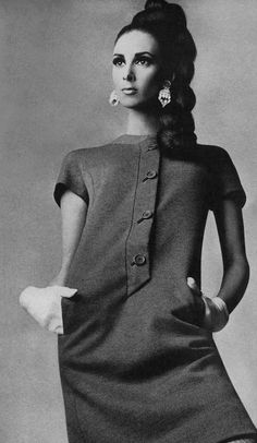 Wilhelmina Cooper, 1966