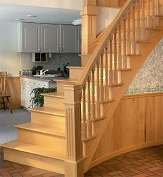 Board and batten, Staircase remodel and Staircases on ...