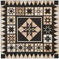 Stars of the Night Block of the Month Waiting List - Stitchin' Heaven is your premier Texas quilt shop
