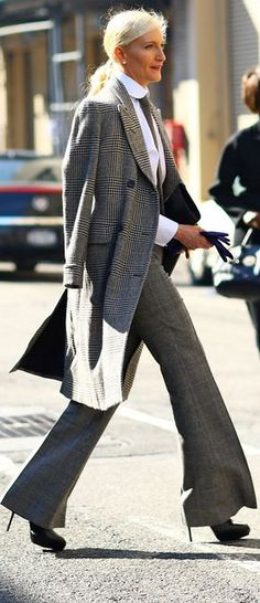 NYFW Street Style CLICK THIS PIN if you want to learn how you can EARN MONEY while surfing on Pinterest