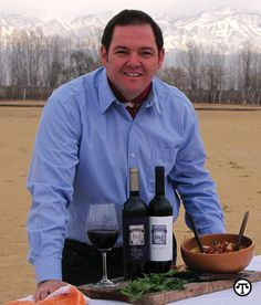 FABULOUS FOOD & WINE: Malbec And Locro: Celebrating The Flavors Of Argentina by Ernesto Bajda