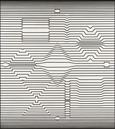 #ART | artist i like | Victor Vasarely