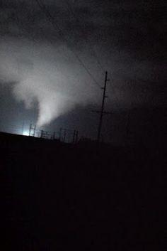 TORNADO :  NORTH PLATTE, NEBRASKA   3-18-2012