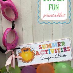 Summer-Fun-Printables