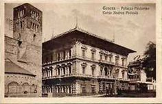 1906 GENOVA (GE) PALAZZO PASTORINO by GINO COPPEDE'