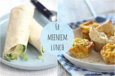 6x meeneem lunch - Lekker en Simpel