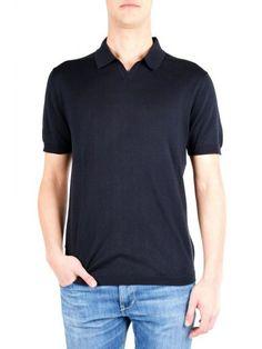 DONDUP Dondup Man Blue Polo. #dondup #cloth #sweaters