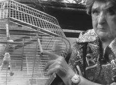 Oma Elisabeth Ende 70er Jahre.