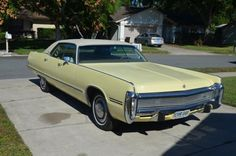 1973 Chrysler Imperial LeBaron Hard Top