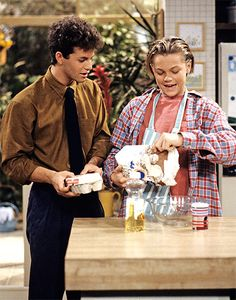 Leonardo DiCaprio on Growing Pains With Kirk Cameron