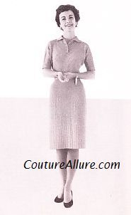 Couture Allure Vintage Fashion: Friday Charm School - How to Stand Like a Lady