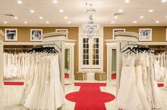Bridal Reflections Carle Place - Long Island Bridal Salon Carle Place | Westbury 80 Westbury Ave Carle Place, NY 11514 (516) 742-7788 http://www.stylemepretty.com/tri-state-weddings/2016/02/17/bridal-reflections-celebrates-43-years-a-2016-expansion/