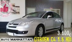 Citroen C4 1.6 HDI Da Auto Manhattan http://affariok.blogspot.it/2016/05/citroen-c4-16-hdi-da-auto-manhattan.html