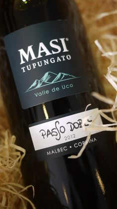 Masi Tupungato Passo Doble. You may be more familiar with the name Masi from their estate in Veneto, north Italy, where they produce stunning Amarone and Ripasso (which we also stock). This forward and fruit rich wine is produced at their Mendoza estate in Argentina.   There is nothing hard or difficult about this wine, just waves a luscious soft fruit and light spiciness.