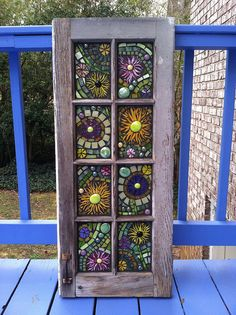 Stained Glass Mosaic Window   Flickr - Photo Sharing!