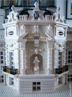 Linderhof-7 | ReBrick | From LEGO Fan To LEGO Fan