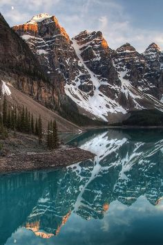 Moraine Lake, Canada, FOR #ACCOMMODATION IN BC: www.lakeviewmemories.com , WEST KELOWNA