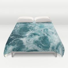 Buy ultra soft microfiber Duvet Covers featuring Sea by Studio VII. Hand sewn and meticulously crafted, these lightweight Duvet Cover vividly feature your favorite designs with a soft white reverse side.