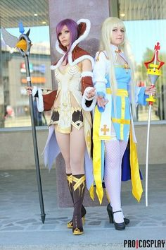 Ragnarok Online by Mika-Kallahan Check out http://hotcosplaychicks.tumblr.com for more awesome cosplay