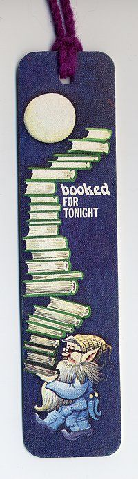 Booked for Tonight