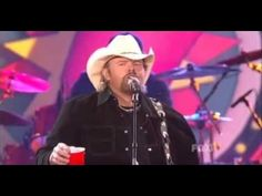 Toby Keith ~ Red Solo Cup