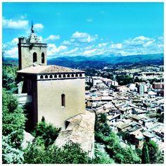 Graus in Aragón