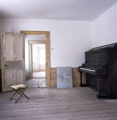 This would be me... Furniture?  Well, I have an art stool and a piano. That's all that matters.