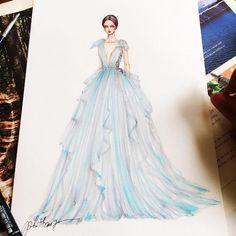 Eris Tran Gown Designs