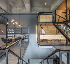 Gallery of ALP Logistic Office / JC Architecture - 2