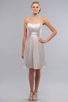 Sweetheart A-line charming dress for women
