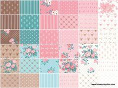 Kindred Spirits Jelly Roll - Bunny Hill Designs - Moda Fabrics