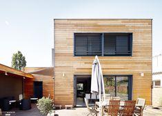 Création d'une maison en bois L33, Mérignac, Cendrine Deville Jacquot - architecte