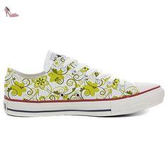 74ae0f842b94c5 Converse All Star Slim Chaussures Coutume Mixte Adulte (Produit Artisanal)  Summer Paisley: Amazon.fr: Chaussures et Sacs