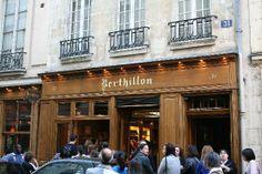 Berthillon, Paris, France.  Recommended flavor:  Salted Carmel Icecream  http://en.wikipedia.org/wiki/Berthillon