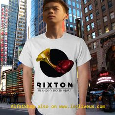 Rixton Me N my Broken Heart White