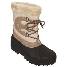 Trespass Womens/Ladies Florel Waterproof Winter Snow Boots -- Startling review available here  at Winter Shoes board