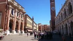 Italia, Vicenza, Medieval, Histórico